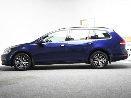 Volkswagen Golf 2.0 SE NAVIGATION TDI BLUEMOTION TECHNOLOGY DSG 5d 148 BHP ***SAT NAV-DAB-B 7