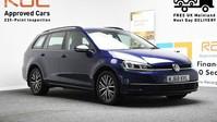 Volkswagen Golf 2.0 SE NAVIGATION TDI BLUEMOTION TECHNOLOGY DSG 5d 148 BHP ***SAT NAV-DAB-B 1