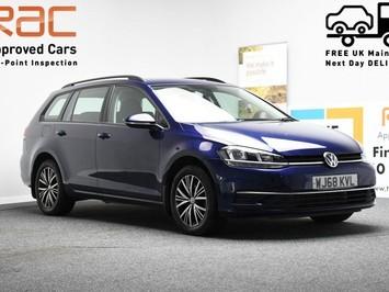 Volkswagen Golf 2.0 SE NAVIGATION TDI BLUEMOTION TECHNOLOGY DSG 5d 148 BHP ***SAT NAV-DAB-B