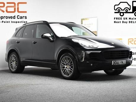 Porsche Cayenne 3.0 D V6 PLATINUM EDITION TIPTRONIC S 5d 258 BHP ***SAT NAV-DAB-BLUETOOTH** 1