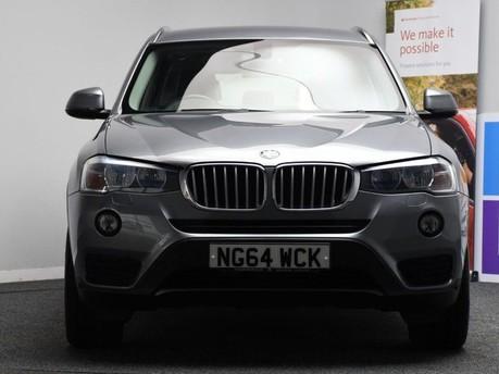 BMW X3 3.0 XDRIVE30D SE 5d 255 BHP ***SAT NAV-DAB-BLUETOO 2