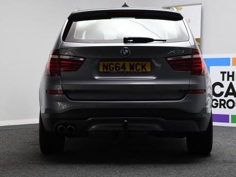 BMW X3 3.0 XDRIVE30D SE 5d 255 BHP ***SAT NAV-DAB-BLUETOO 3