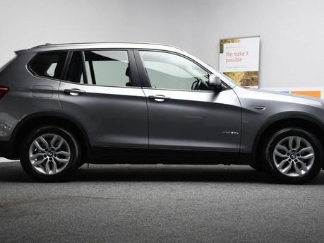BMW X3 3.0 XDRIVE30D SE 5d 255 BHP ***SAT NAV-DAB-BLUETOO 4