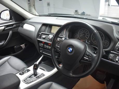 BMW X3 3.0 XDRIVE30D SE 5d 255 BHP ***SAT NAV-DAB-BLUETOO 6