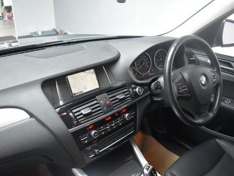 BMW X3 3.0 XDRIVE30D SE 5d 255 BHP ***SAT NAV-DAB-BLUETOO 7