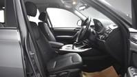 BMW X3 3.0 XDRIVE30D SE 5d 255 BHP ***SAT NAV-DAB-BLUETOO 8