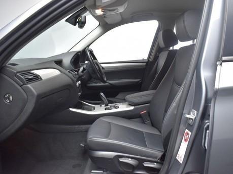 BMW X3 3.0 XDRIVE30D SE 5d 255 BHP ***SAT NAV-DAB-BLUETOO 9