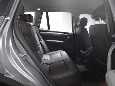 BMW X3 3.0 XDRIVE30D SE 5d 255 BHP ***SAT NAV-DAB-BLUETOO 10