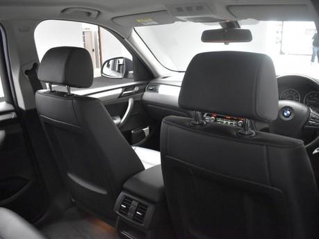 BMW X3 3.0 XDRIVE30D SE 5d 255 BHP ***SAT NAV-DAB-BLUETOO 12