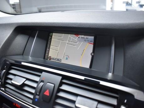 BMW X3 3.0 XDRIVE30D SE 5d 255 BHP ***SAT NAV-DAB-BLUETOO 14