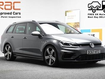Volkswagen Golf 2.0 R TSI DSG 5d 306 BHP ***SAT NAV-DAB-AUX-USB***