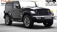 Jeep Wrangler 2.1 MULTIJET II SAHARA 2d 198 BHP 1