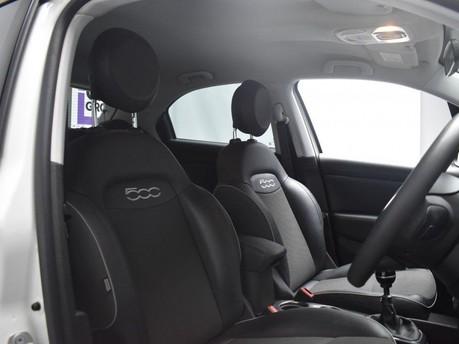 Fiat 500X 1.6 MULTIJET CROSS PLUS 5d 120 BHP ***SAT NAV-DAB-BLUETOOTH -USB*** 9