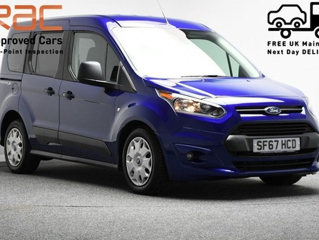 Ford Transit Connect FREEDOM 1.5 RE 5d 100 BHP DAB Radio - Bluetooth - Voice Comm