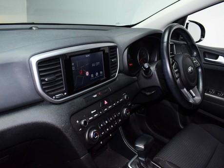 Kia Sportage 1.6 CRDI 2 ISG 5d 135 BHP ADAPTIVE CRUISE CONTROL- LANE ASSIS 11