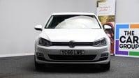 Volkswagen Golf 1.6 MATCH EDITION TDI BMT DSG 5d 109 BHP ADAPTIVE CC + HEATED SEATS 2