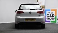 Volkswagen Golf 1.6 MATCH EDITION TDI BMT DSG 5d 109 BHP ADAPTIVE CC + HEATED SEATS 3
