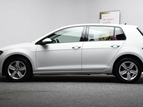 Volkswagen Golf 1.6 MATCH EDITION TDI BMT DSG 5d 109 BHP ADAPTIVE CC + HEATED SEATS 5