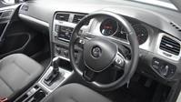 Volkswagen Golf 1.6 MATCH EDITION TDI BMT DSG 5d 109 BHP ADAPTIVE CC + HEATED SEATS 6