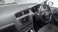 Volkswagen Golf 1.6 MATCH EDITION TDI BMT DSG 5d 109 BHP ADAPTIVE CC + HEATED SEATS 7