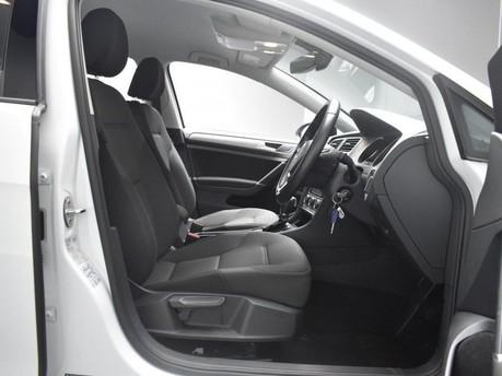 Volkswagen Golf 1.6 MATCH EDITION TDI BMT DSG 5d 109 BHP ADAPTIVE CC + HEATED SEATS 10