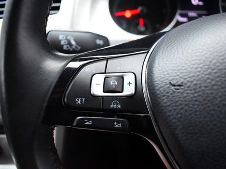 Volkswagen Golf 1.6 MATCH EDITION TDI BMT DSG 5d 109 BHP ADAPTIVE CC + HEATED SEATS 18