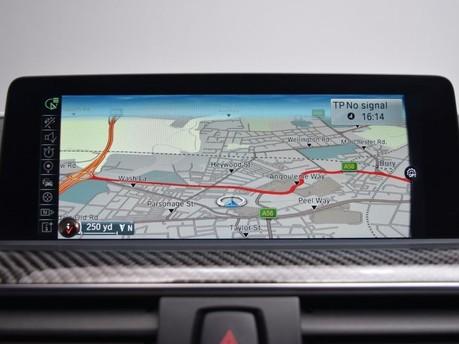 BMW M4 *CARBON DETAILING* 3.0 M4 2d 500++ BHP ***SAT NAV-DAB-BLUETOOTH*** 3