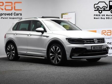 Volkswagen Tiguan 2.0 R-LINE TECH TDI 4MOTION DSG 5d 148 BHP *** PAN