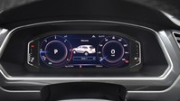 Volkswagen Tiguan 2.0 R-LINE TECH TDI 4MOTION DSG 5d 148 BHP *** PAN 14