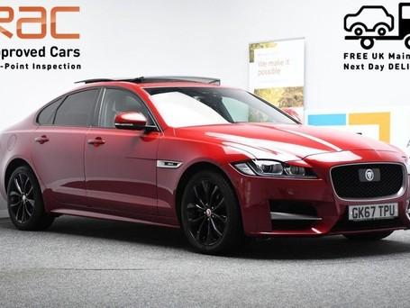 Jaguar XF *PANORAMIC ROOF*2.0 R-SPORT 4d 177 BHP ***PANORAMIC ROOF- DIGI DASH ***