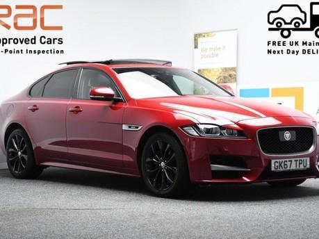 Jaguar XF *PANORAMIC ROOF*2.0 R-SPORT 4d 177 BHP ***PANORAMIC ROOF- DIGI DASH *** 1