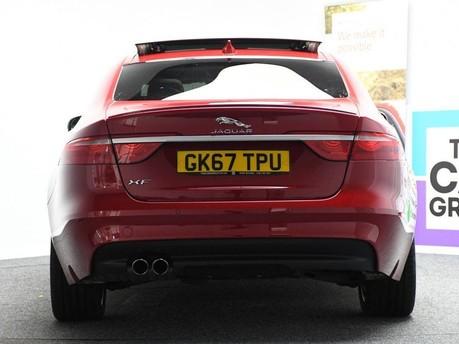 Jaguar XF *PANORAMIC ROOF*2.0 R-SPORT 4d 177 BHP ***PANORAMIC ROOF- DIGI DASH *** 5