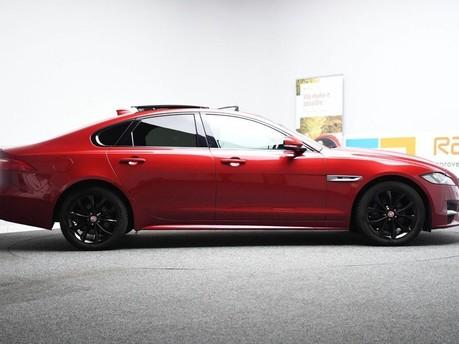 Jaguar XF *PANORAMIC ROOF*2.0 R-SPORT 4d 177 BHP ***PANORAMIC ROOF- DIGI DASH *** 6