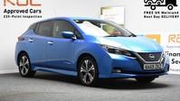 Nissan LEAF *KEYLESS GO*DRIVER ASSIST* N-CONNECTA 5d 148 BHP SAT NAV - 360 DEGREES CAME 1
