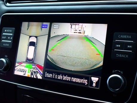 Nissan LEAF *KEYLESS GO*DRIVER ASSIST* N-CONNECTA 5d 148 BHP SAT NAV - 360 DEGREES CAME 3