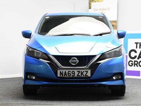 Nissan LEAF *KEYLESS GO*DRIVER ASSIST* N-CONNECTA 5d 148 BHP SAT NAV - 360 DEGREES CAME 4