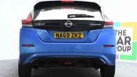 Nissan LEAF *KEYLESS GO*DRIVER ASSIST* N-CONNECTA 5d 148 BHP SAT NAV - 360 DEGREES CAME 5