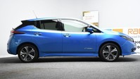 Nissan LEAF *KEYLESS GO*DRIVER ASSIST* N-CONNECTA 5d 148 BHP SAT NAV - 360 DEGREES CAME 6