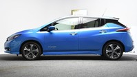 Nissan LEAF *KEYLESS GO*DRIVER ASSIST* N-CONNECTA 5d 148 BHP SAT NAV - 360 DEGREES CAME 7