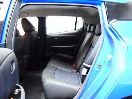 Nissan LEAF *KEYLESS GO*DRIVER ASSIST* N-CONNECTA 5d 148 BHP SAT NAV - 360 DEGREES CAME 9