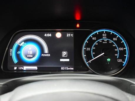 Nissan LEAF *KEYLESS GO*DRIVER ASSIST* N-CONNECTA 5d 148 BHP SAT NAV - 360 DEGREES CAME 13