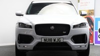 Jaguar F-Pace **PANORAMIC ROOF**3.0 V6 S AWD 5d 296 BHP ***PANORAMIC GLASS SUNROOF*** 4
