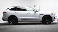 Jaguar F-Pace **PANORAMIC ROOF**3.0 V6 S AWD 5d 296 BHP ***PANORAMIC GLASS SUNROOF*** 5