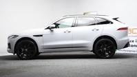 Jaguar F-Pace **PANORAMIC ROOF**3.0 V6 S AWD 5d 296 BHP ***PANORAMIC GLASS SUNROOF*** 6