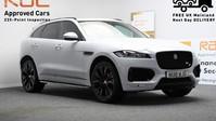 Jaguar F-Pace **PANORAMIC ROOF**3.0 V6 S AWD 5d 296 BHP ***PANORAMIC GLASS SUNROOF*** 1
