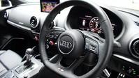 Audi S3 2.0 S3 SPORTBACK TFSI QUATTRO BLACK EDITION 5d 296 BHP Air Con - Rear Parki 2