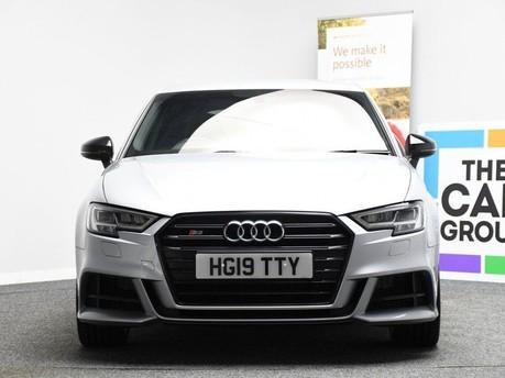 Audi S3 2.0 S3 SPORTBACK TFSI QUATTRO BLACK EDITION 5d 296 BHP Air Con - Rear Parki 4