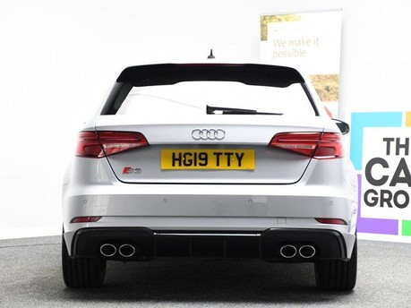 Audi S3 2.0 S3 SPORTBACK TFSI QUATTRO BLACK EDITION 5d 296 BHP Air Con - Rear Parki 5