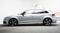 Audi S3 2.0 S3 SPORTBACK TFSI QUATTRO BLACK EDITION 5d 296 BHP Air Con - Rear Parki 6