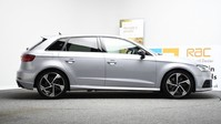 Audi S3 2.0 S3 SPORTBACK TFSI QUATTRO BLACK EDITION 5d 296 BHP Air Con - Rear Parki 7